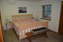 New basement bed