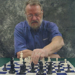 The chess guy