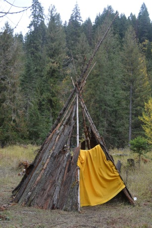 TeePee in Stump Meadows (1)