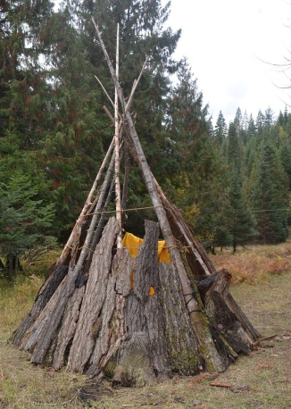 TeePee in Stump Meadows (2)