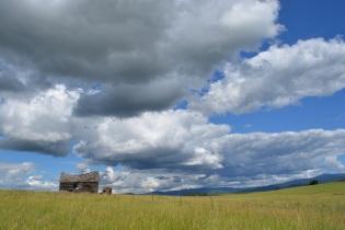 Barn off of Battle Ridge (2)