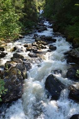 Creek on the way to Elk City