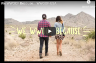 we wwoof because