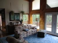 Our lovely living room.