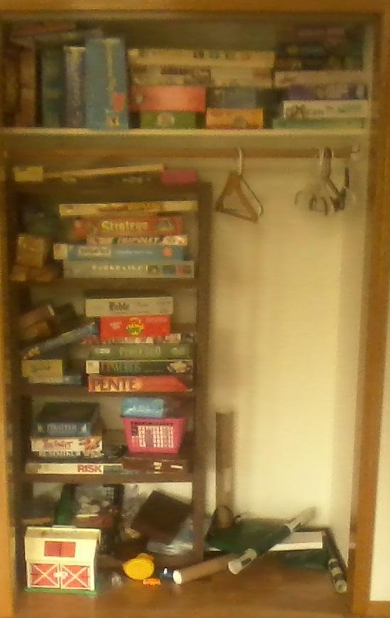 Games Closet